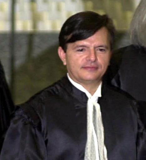 Ministro Antônio Herman Benjamin, do Superior Tribunal de Justiça (STJ)
