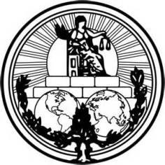 internacional tribunal logo de justicia