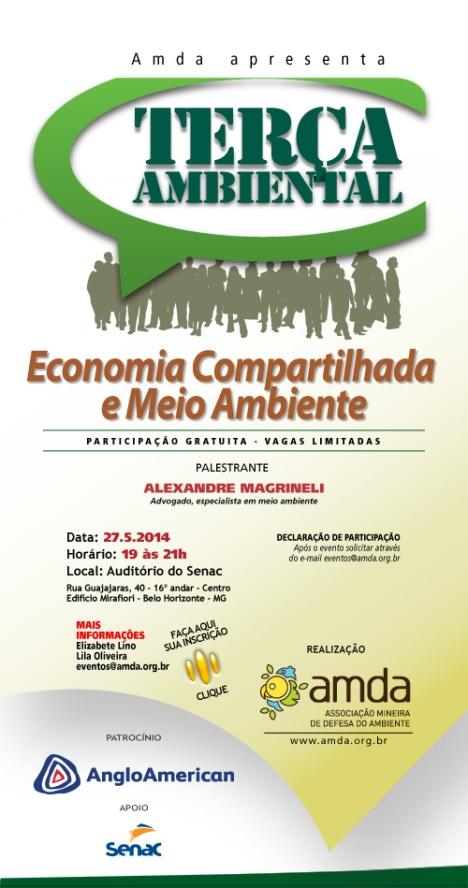 terça ambiental economia